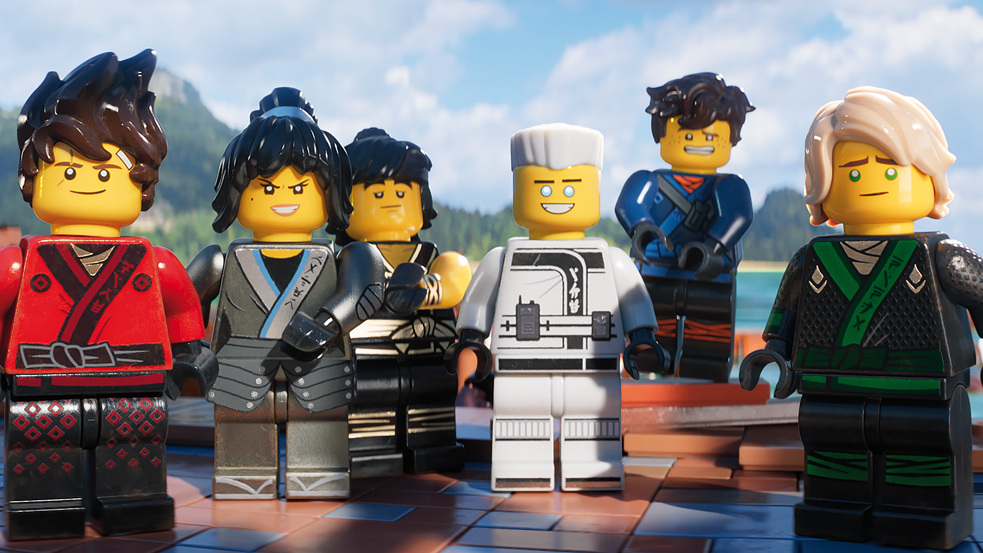 Lego Ninjago Wallpaper Hd Labzada